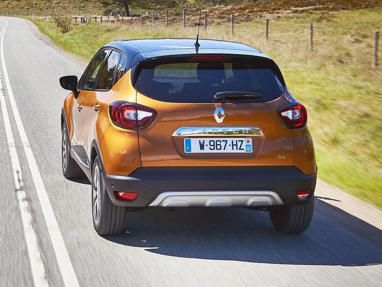 Bild zu Platz 12: Renault Captur