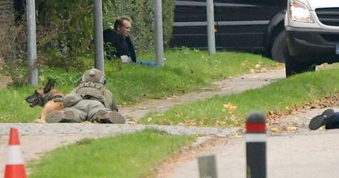 Fluchtversuch von Wall-Mörder Madsen
