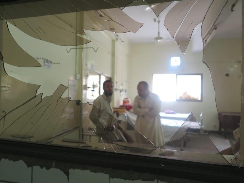 Bild zu Anschlag in Quetta