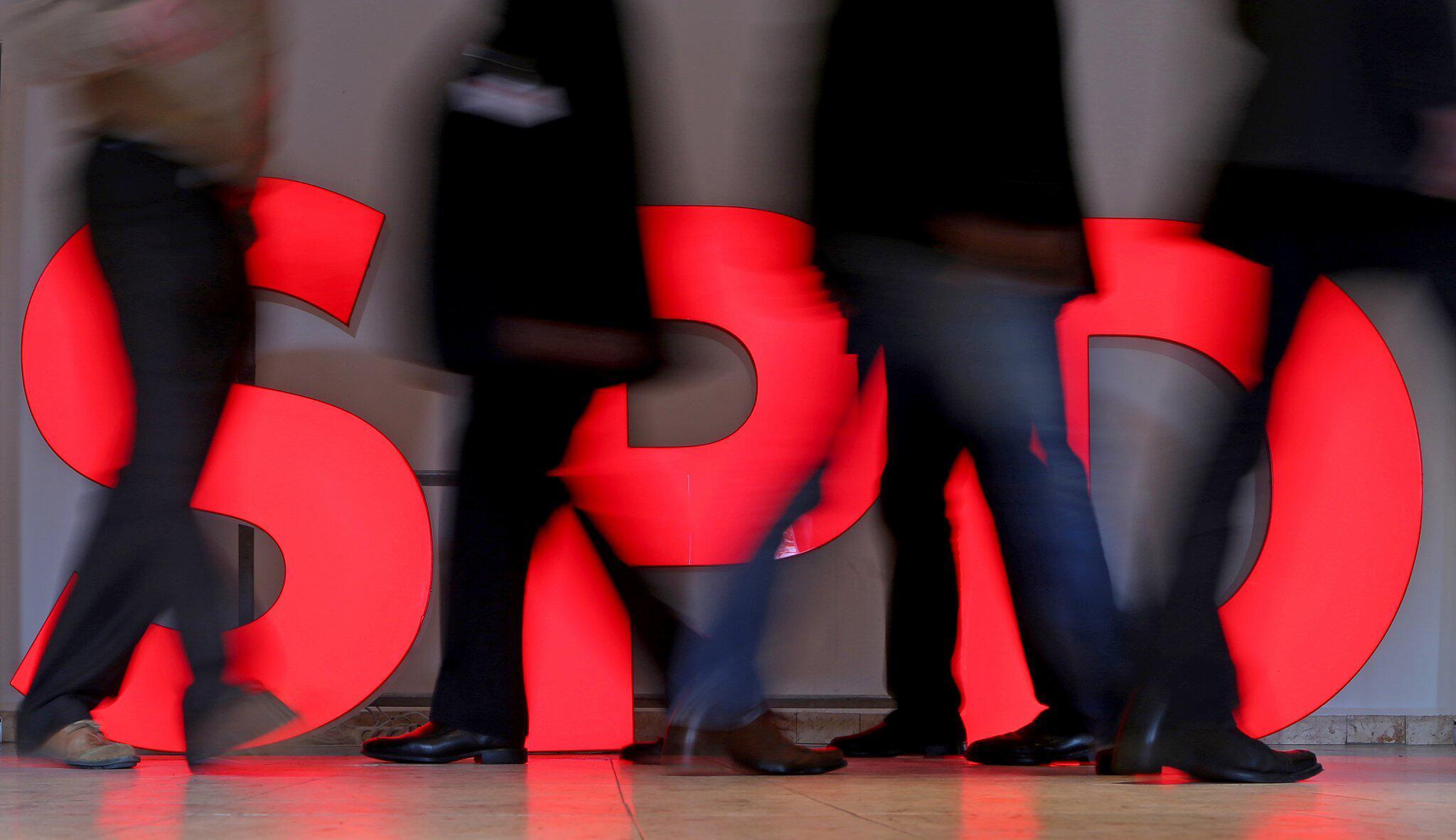 Bild zu SPD, Partei, Voristz