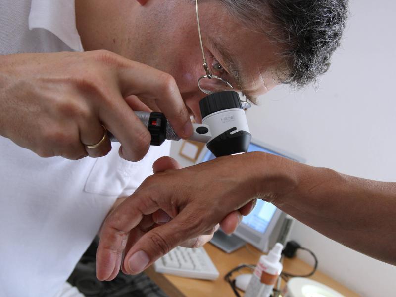 Bild zu Facharzt