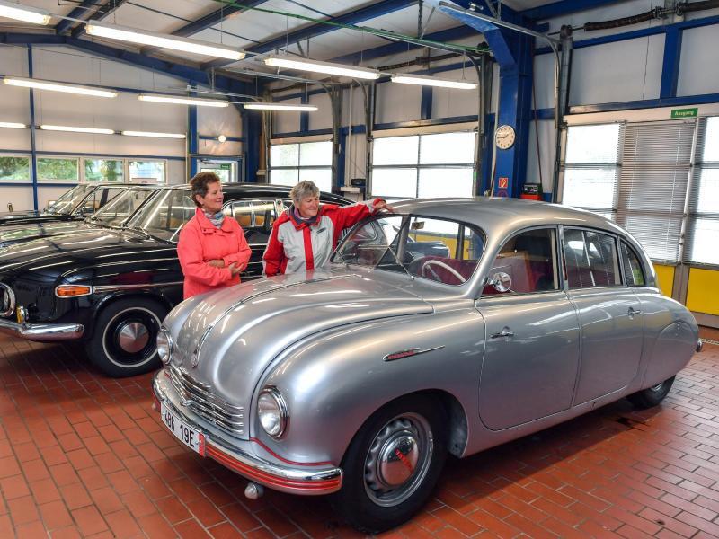 Bild zu Tatra 600 Tatraplan