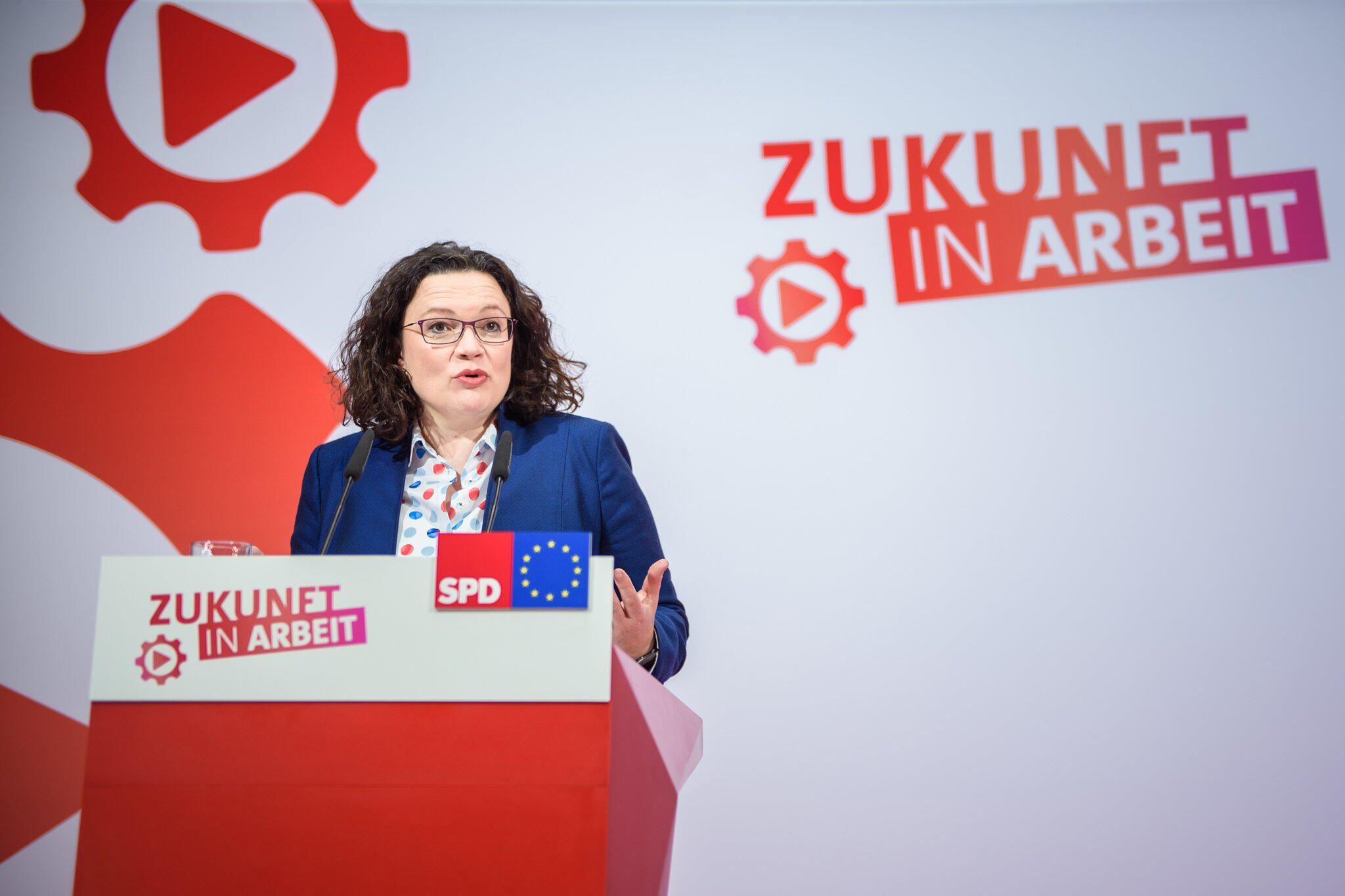 Bild zu SPD leadership ends closed meeting