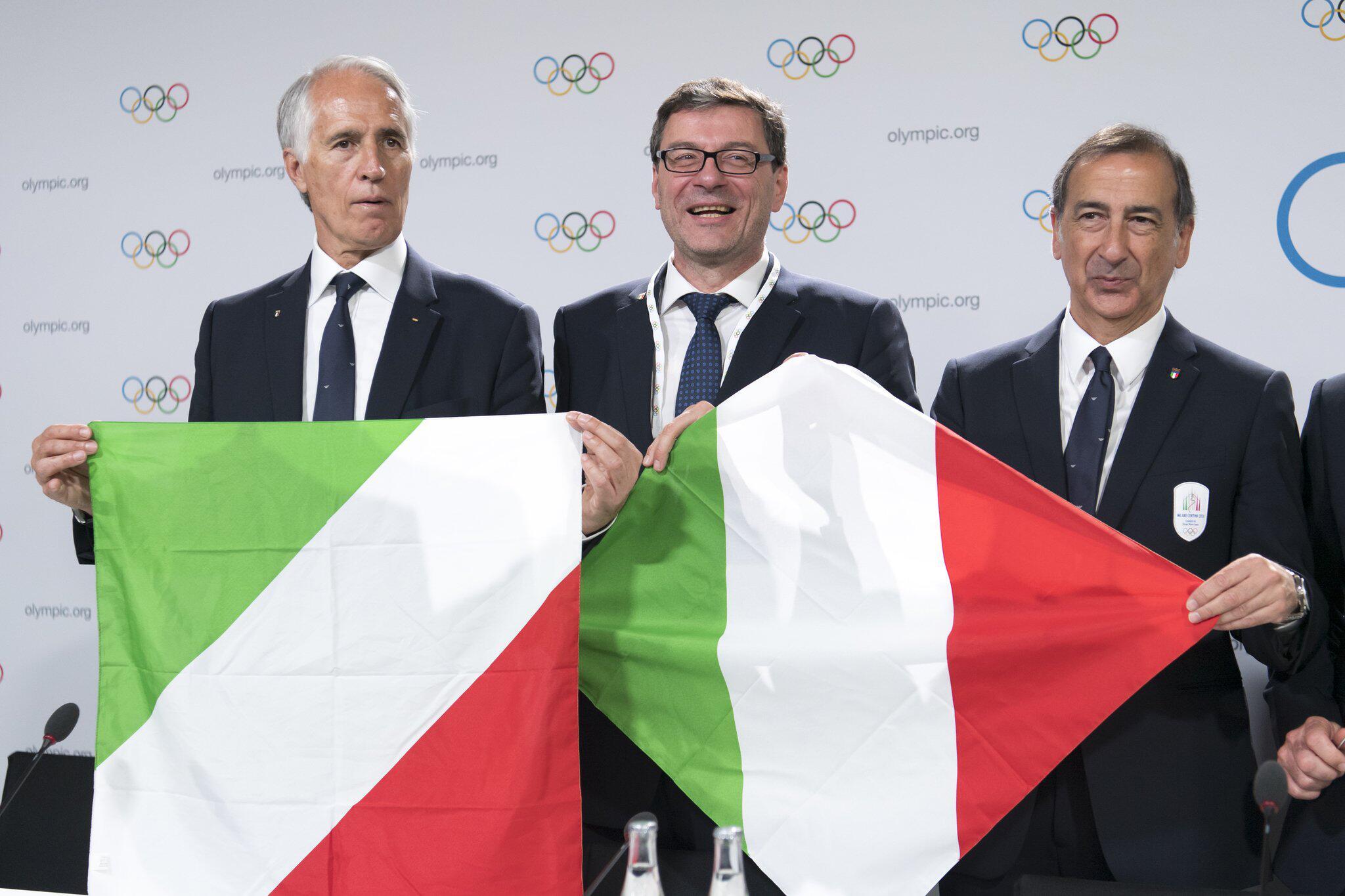 Bild zu 134. Tagung des Internationalen Olympischen Komitees