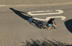 Fahrrad, CO2